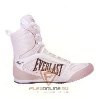 Боксерки Боксёрки высокие 14, замша, бел., от Everlast