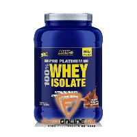 Протеин Pro Platinum 100% Whey Isolate от MHP