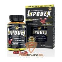 Жиросжигатели Lipodex New Formula от All Stars