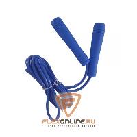 Прочие продукты Скакалка, 275 см, с пластиковыми ручками синяя от Status
