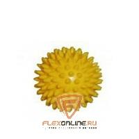 Прочие продукты Мяч массажный игольчатый, жесткий желтый 8 см от Status