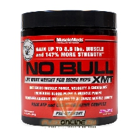 Предтреники No Bull XMT от MuscleMeds