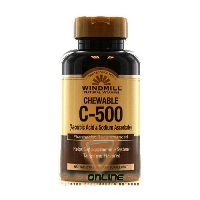 Витамины C-500 mg Chewable от Windmill