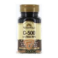Витамины C-500, with Rose Hips от Windmill