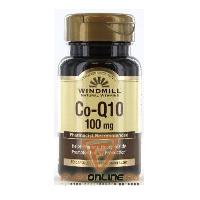 Витамины Co-Q10, 100 mg от Windmill