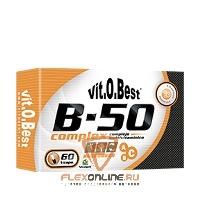 Витамины B-50 Complex от Vit.O.Best