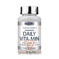 Витамины Daily Vita-Min от Scitec