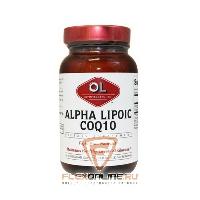 Прочее Alpha Lipoic Coenzyme Q10 от Olympian Labs