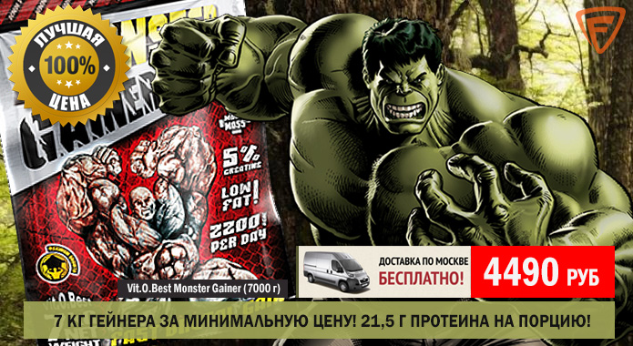Купить Vit.O.Best Monster Gainer